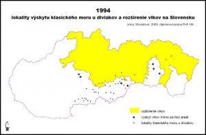mapa_vyskyt_moru_osipanych_1994
